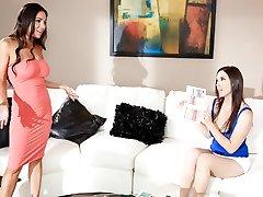 Jelena Jensen in Lesbian Butt Licking #08, Scene #02 - SweetHeartVideo
