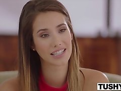 TUSHY Eva Lovia anal video part Four