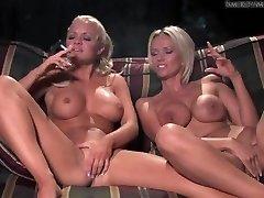 smoking lesbos 1