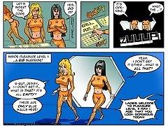 Karikatür 2D: Zevk Bot