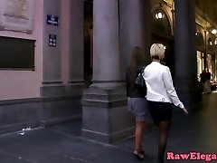 Softcore eurobabes dildofuck each other