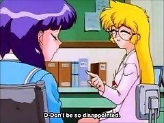 Manga lesbians 04