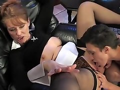 Exotic Homemade clip with COUGAR, Panties and Bathing Suit scenes