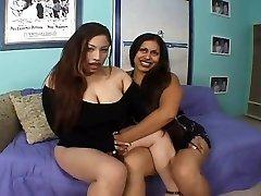 Poison Sweetie - Latina PLUMPER Lesbians