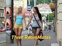 Girly-girl three way with lots off ###ing