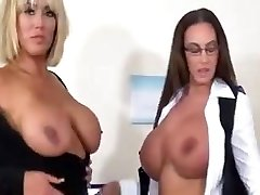 Emma and Morgan wild secretaries