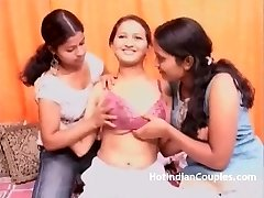 Indian Teens Licking Pulverizing Inhaling Pussy And Boobs