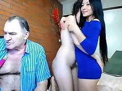 Asian GF Suck Gobble