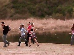 Awesome pornstars Sabrina Rose and Sammie Rhodes in exotic hd, platinum-blonde porn movie