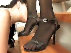 Lesbian Foot Adore - 017