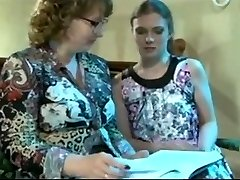 russian girl-on-girl mature and gerl