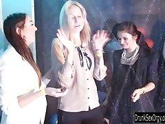 Wet soiree lesbians fingerblasting quims