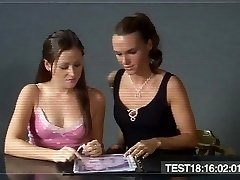 Sindee Jennings and Jennifer Dark - Co-Ed Confidential S3E1