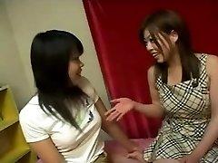 Japanese girl-girl chicks