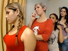 Super Hot Deep kissing brazilian Girls part 1