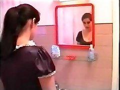 Fantazie z bohaté portugalské ženy na její služka