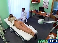 FakeHospital - Nurse finds stripped russian