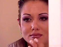 Fabulous pornstars Jeanna Fine, Tiffany Mynx and Deva Station in hottest black-haired, blond porn flick