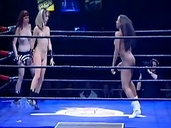 Nude Womens Wrestling League