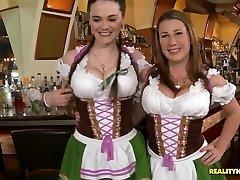 Katerine and Tessa Lane tempt fabulous Voodoo