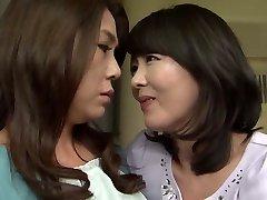 Mature Japanese Lesbian