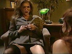 Secretary gargles her bosses feet and more