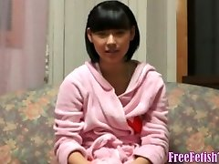 Uber-cute 18yo Jav Idol Nude - FreeFetishTVcom