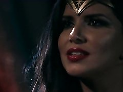 Charlotte Stokely & Romi Rain in Justice League Gonzo An Axel Braun Parody, Sequence 3 - Unholy