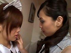 Lesbian Maid