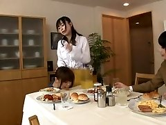 Japanese Lezzies (Maids taking care of all house needs)