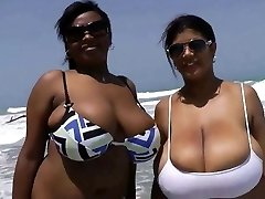Brazilian Busty Babes