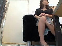 Hidden cam vid with japanese lesbians playing dirty games