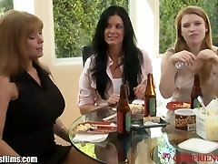 GirlfriendsFilms Strapped G/g MILF 3Some