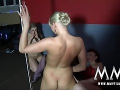 MMV FILMS Colorful Sexy Lesbian Orgy
