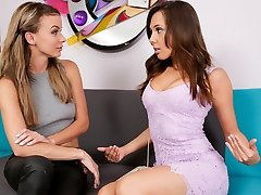 Pristine Edge in Lesbian Anilingus #08, Scene #04 - SweetHeartVideo