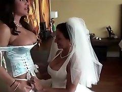 Lesbian Act #1 (The Cougar Brides)