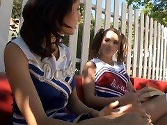 G/g Cheerleaders Two