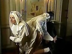 Going Knuckle Deep Nuns...F70