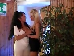 Lesbian fisting