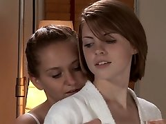Girl-on-girl Massage S5