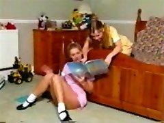 Antique shaven lesbians