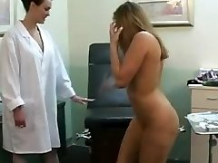 GIRL-ON-GIRL NURSE (estefania)
