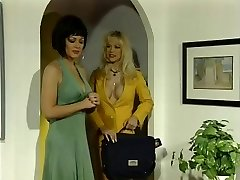 Hot Girl-girl Retro Porno