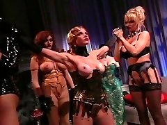 Fetish lesbian gathering