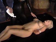 Lesbian restrain bondage