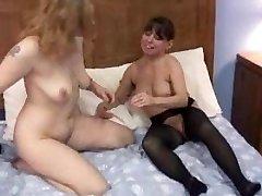 Mature Midget Vixen and Chastity 7x3