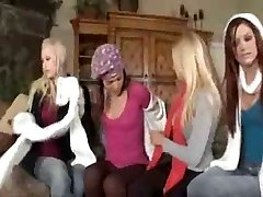 extreme lesbian group sex