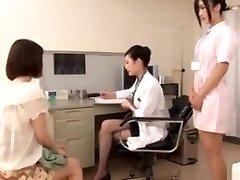 Lezzie gynecologist