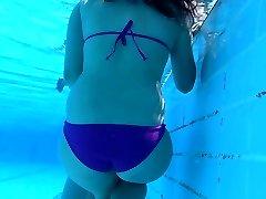 candid underwater lesbian teens
