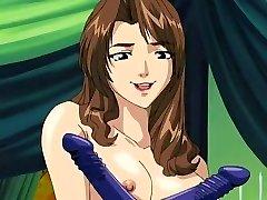 Epic Anime Porn Lesbian Scene
